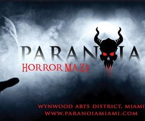 paranoia horror maze
